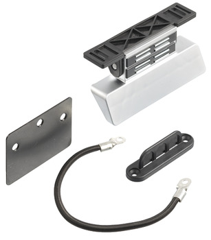 Foot Pedal, for Use With Euro-Cargo or Euro-Cargo-S Bins, Hailo