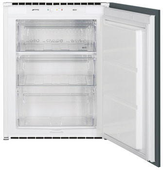 Freezer, Built-in, In Column, Total Capacity 76 Litres, Smeg