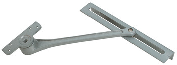 Friction Stay, Surface, Overhead, to Prevent Door Opening Beyond 90°, Steel