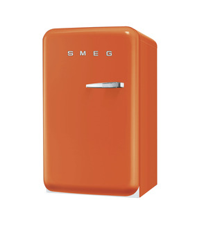 Fridge, Freestanding, with Ice Compartment, Total Capacity 120 Litres, Smeg 50's Retro Style
