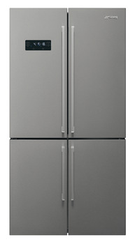 Fridge-Freezer, American Style, Four Door, Smeg
