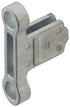 Front Fixing Brackets, for Matrix Box P Standard Drawers
