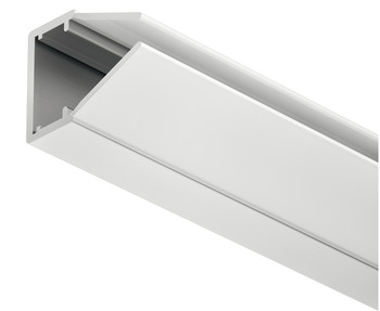 Glass Edge Profile, for Loox LED Flexible Strip Lights