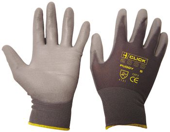 Gloves, PU Coated