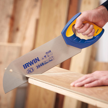 Hand Saw, Veneer And Floorboard, 325 mm, Irwin