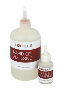 High Strength Adhesive, Rapid Set, Häfele
