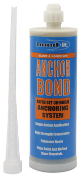 High Strength Adhesive, Tube 380 ml, Anchor Bond