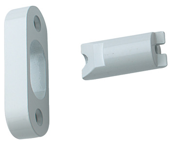 Hinge Bolt, for External Outward Opening Doors, Height 70 mm, Coated Steel