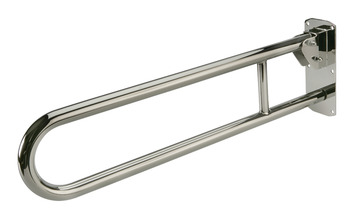 Hinged Support Rail, Ø 32 mm Tube, Nyma Care