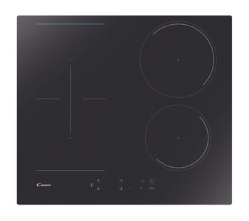 Hob, Induction, Flexi Zone, 600 mm, Candy