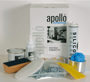 Installation and Care Set, for Apollo® Wood Worktops