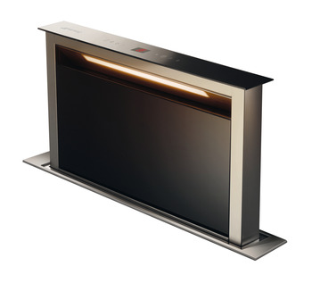 Island Downdraft Hood, 600 mm, Smeg