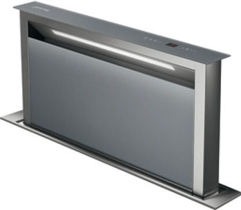 Island Downdraft Hood, 900 mm, Smeg