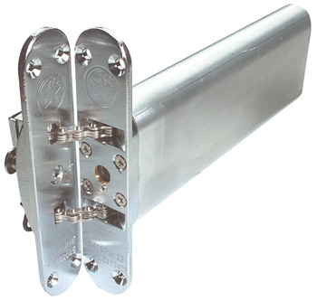 Jamb Closer, Concealed Hydraulic, for Internal Doors up to 940 mm Wide and 80 Kg in Weight