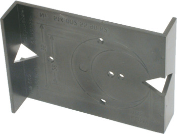 Jig, for Mounting Plates and Hinges, Grass