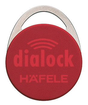 Key Tag, Ø 36 mm, for Dialock Terminals with Tag-it™