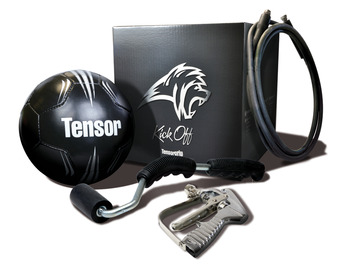 Kick Off Kit, Pebble/Mist Spray Kit for TensorGrip LP64