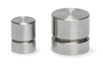 Knob, Stainless Steel, Ø 18-28 mm, Acer