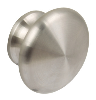 Knob, Stainless Steel, Ø 32-60 mm, Metropolis