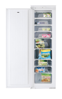 Larder Freezer, Integrated, Candy