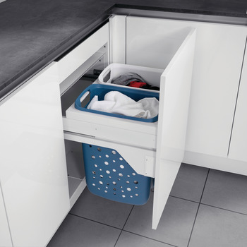 Laundry Carrier, for Door Front Fixing, Hailo