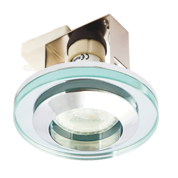 LED Ceiling Light 240 V, Ø 104 mm, 7 W, Rated IP 55