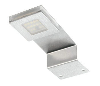 LED Downlight 12 V, 130 x 45 x 40 mm, Rated IP20, Loox Compatible LED Flat Cornice Light