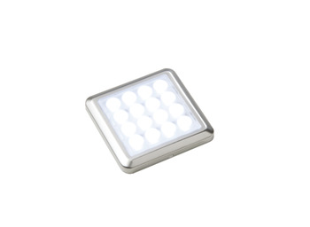 LED Downlight 12 V, 52 x 52 mm, Rated IP20, Loox Compatible LED HE