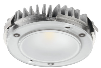 LED Downlight 12 V, Ø 65 mm, Rated IP20, 1 Light Set, Loox LED 2026