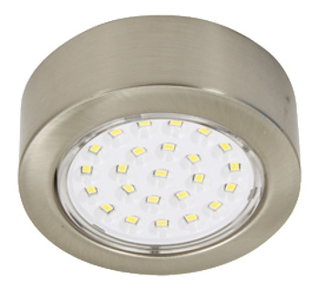 LED Downlight 12 V, Ø 69 mm, Rated IP20, Single Round Light