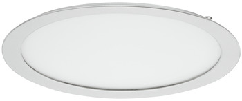 LED Downlight 24 V, Ø 185 mm, Rated IP20, Loox LED 3022
