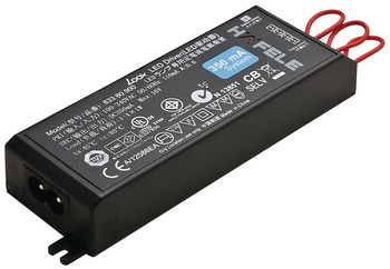 LED Driver 350 mA, without Mains Lead, Rated IP 20, Loox