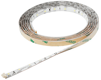 LED Flexible Strip Light 12 V, Length 250-2000 mm, Rated IP44, Loox Compatible Flexyled 1076