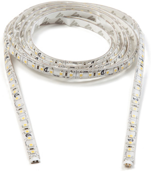 LED Flexible Strip Light 24 V, Length 500-3000 mm, Rated IP44, Loox Compatible Flexyled
