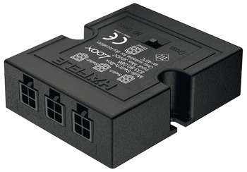 LED Multi Switch Box, for Operating 1 Driver with up to 3 Switches