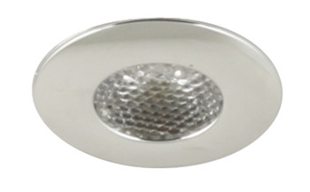 LED Spotlight 350 mA, Ø 35 mm, Rated IP44, Loox Compatible LED Pixel