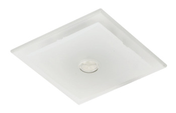LED Spotlight 350 mA, 46 x 46 mm, Rated IP44, Loox Compatible LED Slide