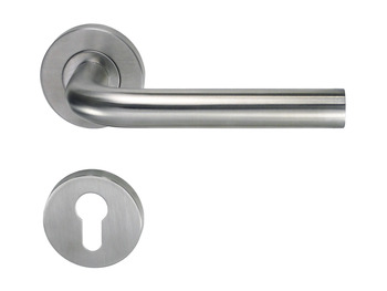 Lever Handle Set, 304 Stainless Steel, HL05, Häfele
