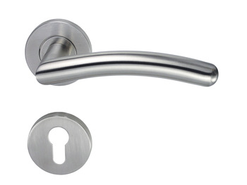Lever Handle Set, 304 Stainless Steel, HL06, Häfele