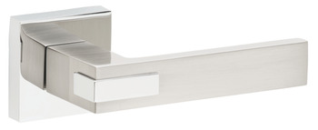 Lever Handles, on Square Roses, Zinc Alloy, Napa, Startec