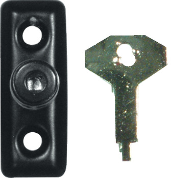 Locking Pin, for Casement Stay 970.02.483/493, Malleable Iron