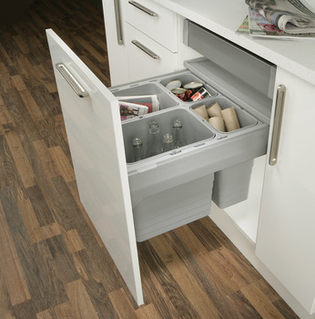 Matrix Box P Standard Drawer Set, 45 kg, 92 mm High, Length 500 mm