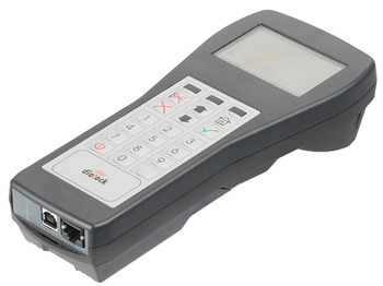MDU Mobile Data Unit, for Data Transfer, Dialock