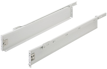 Metal Drawer Sides, Single Walled, 86 mm High, Häfele