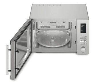 Microwave Oven, Freestanding Combination, Smeg
