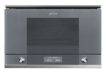 Microwave Oven, with Grill, Smeg Linea