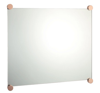 Mirror, with Copper Connectors, PBA