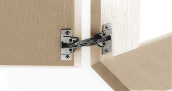 Mitred Hinge, for 45° Mitred Applications