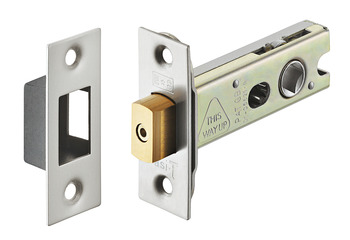 Mortice Deadbolt, Tubular, Operated by Turn/Emergency Release or Key
