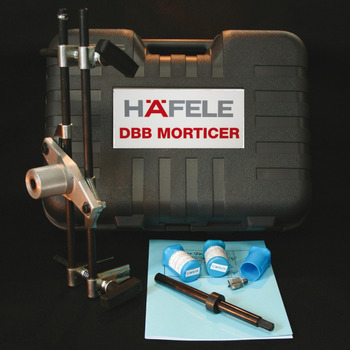 Mortice Jig, Offset, for all Lock and Latch Cases, DBB2